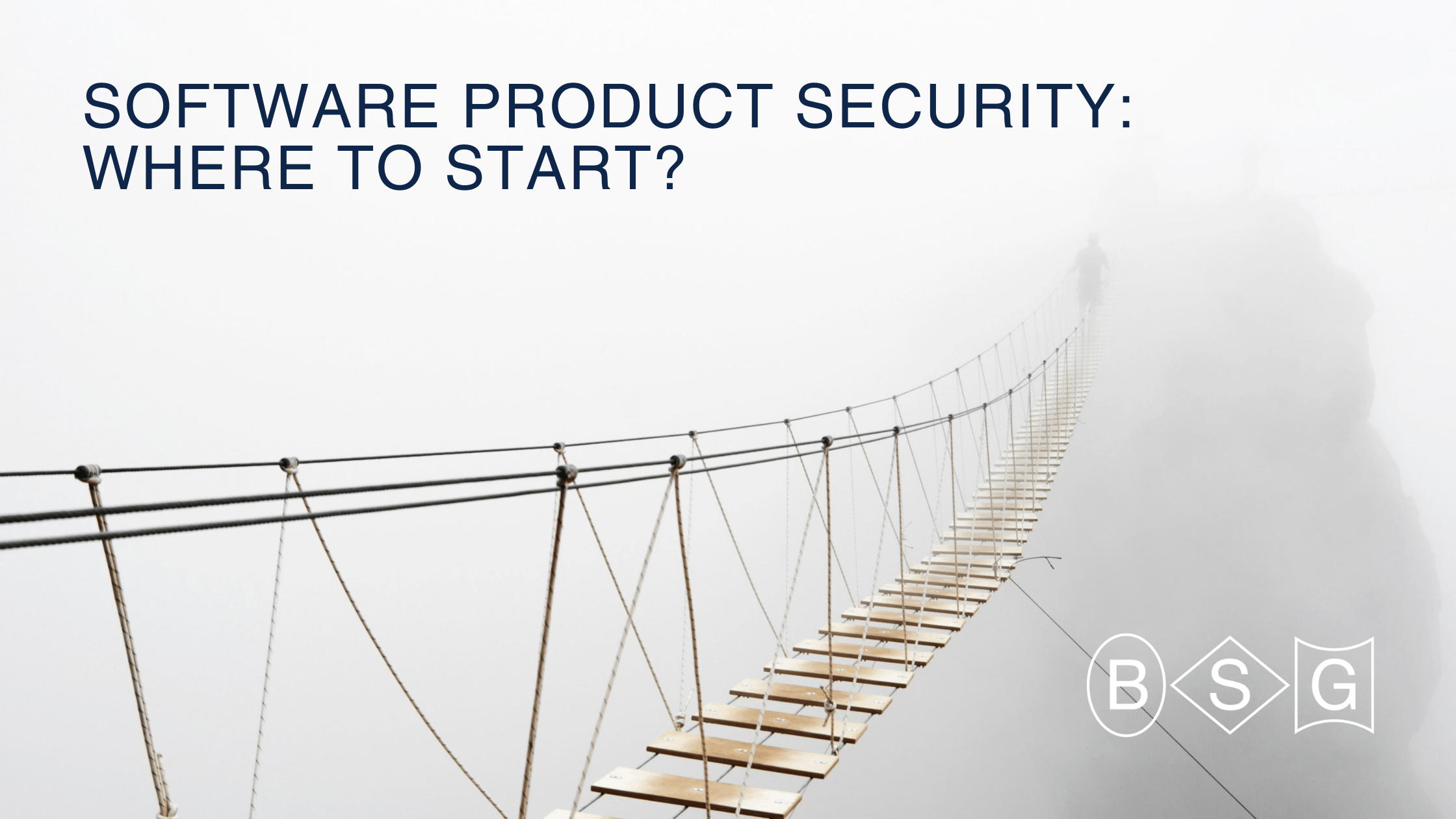 Software Product Security Where To Start